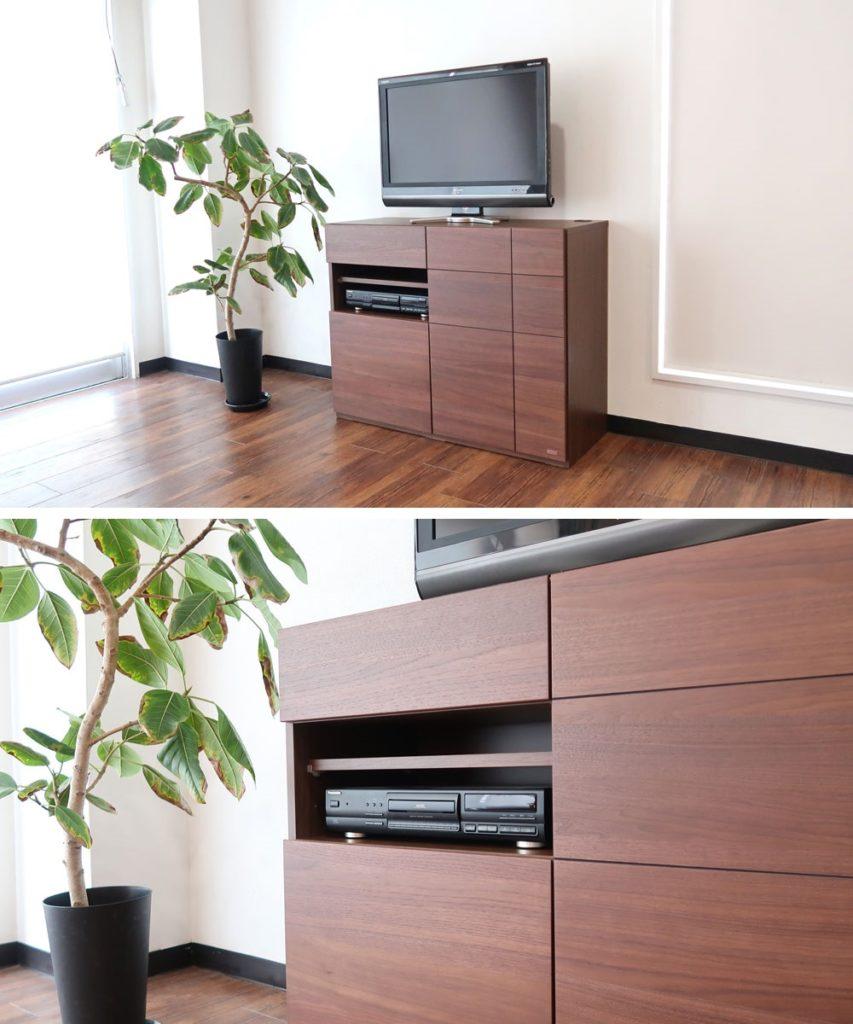 テレビボード 寝室 キッチン